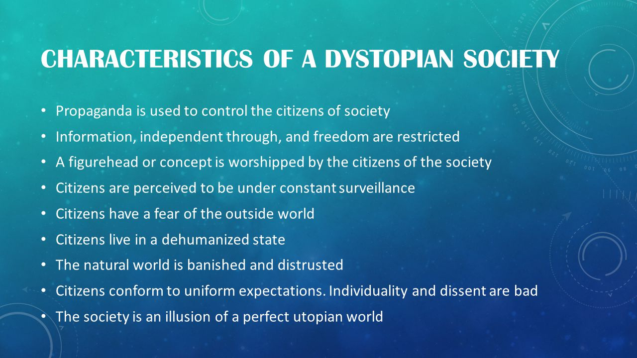 an analysis of the qualities of the utopian societies Read this essay on my utopian society  a utopia is a community or society possessing highly desirable or perfect qualities  my analysis of the.