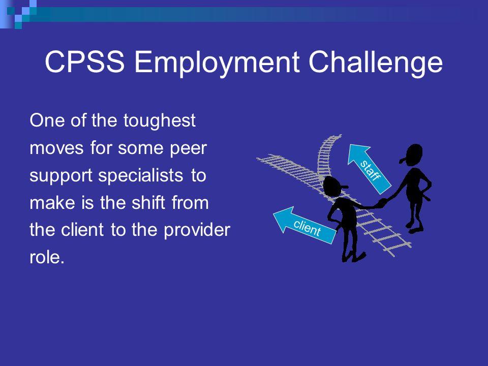 CPSS Employment Challenge