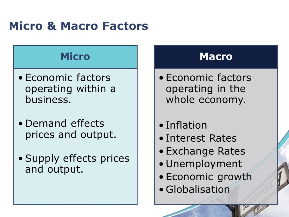 relationship between micro market and macro environment of marketing