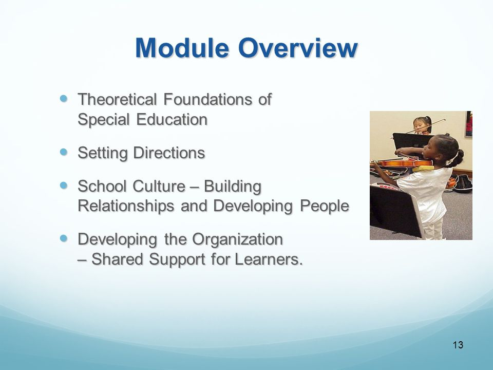 Education for learners with special needs introduction to organization and planning essay
