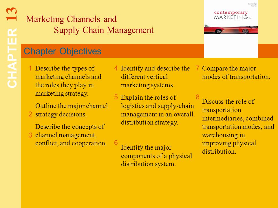 Glossary: Logistics and Supply Chain Management