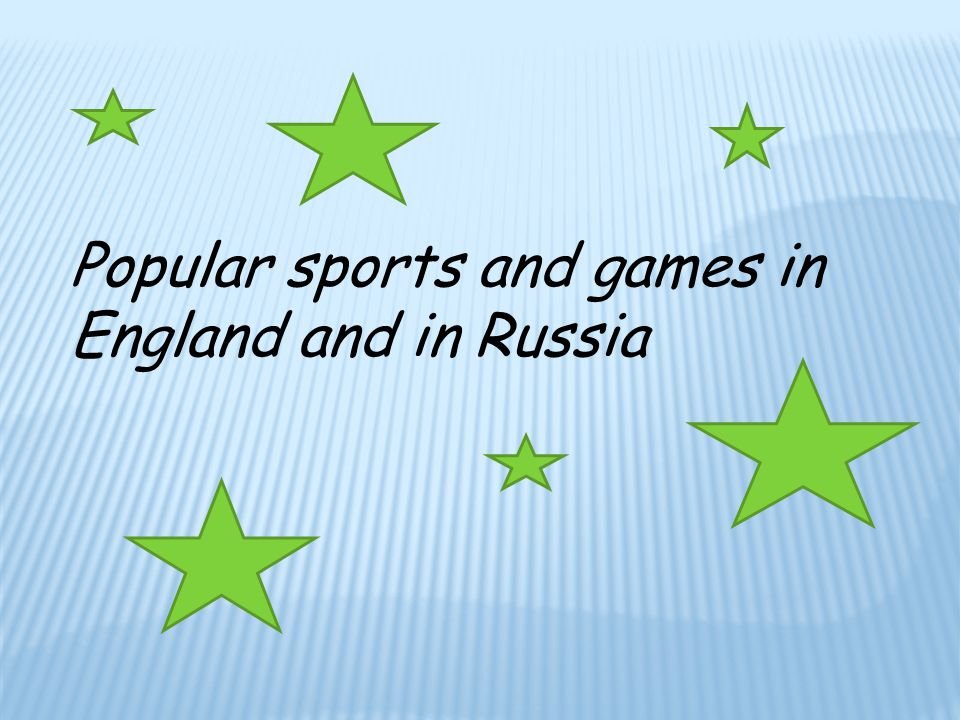 popular sports in russia Answer the most popular sports in russia are ice hockey and football.