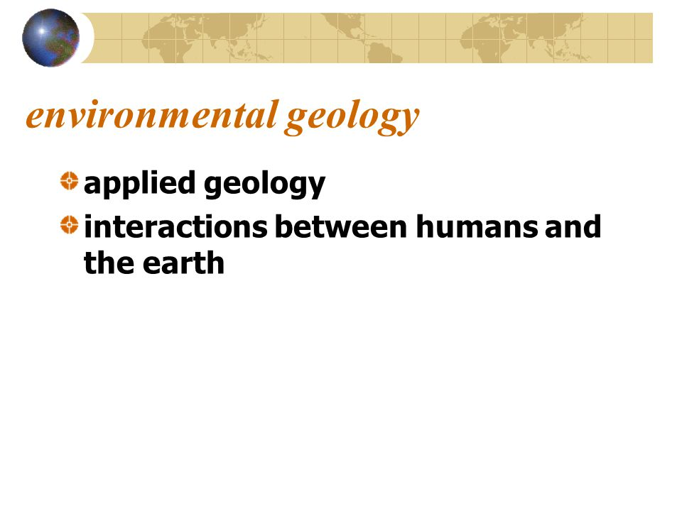 concept of applied geology Program: msc, applied geology, code: msapg semester: odd  digital  remote sensing – pritivish nag m kudrat  concept publication 19 principles of .