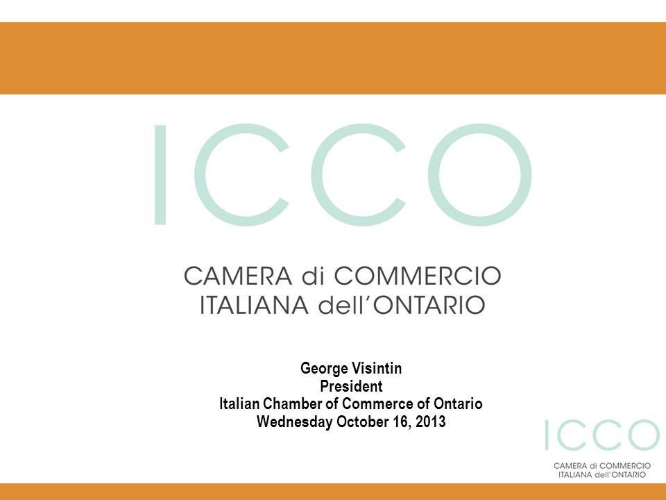 Italian Chamber of Commerce of Ontario