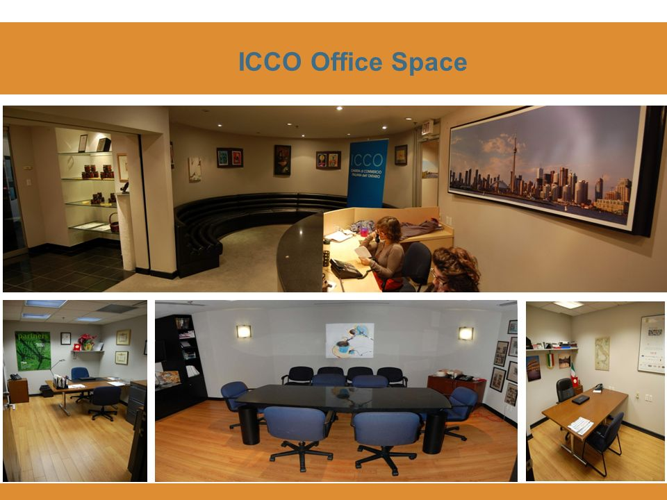 ICCO Office Space