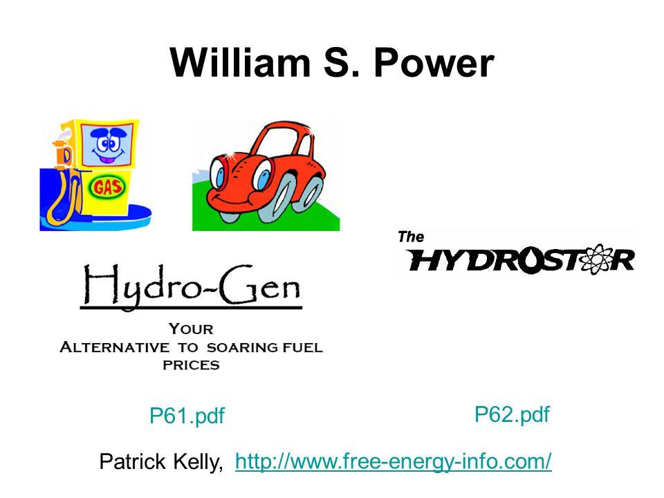 William S. Power P61.pdf P62.pdf Patrick Kelly,