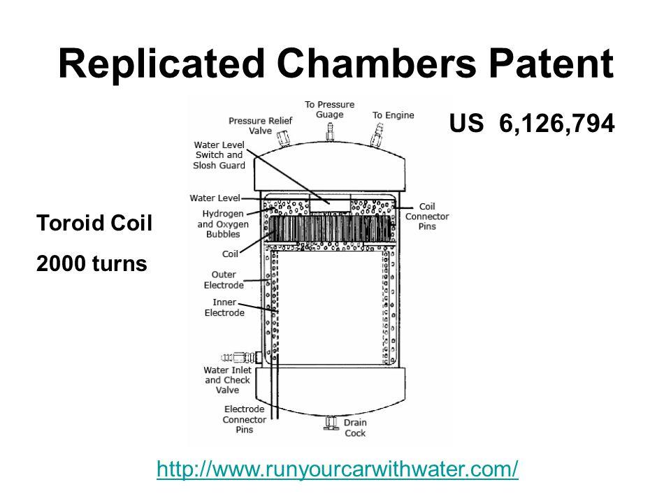 Replicated Chambers Patent