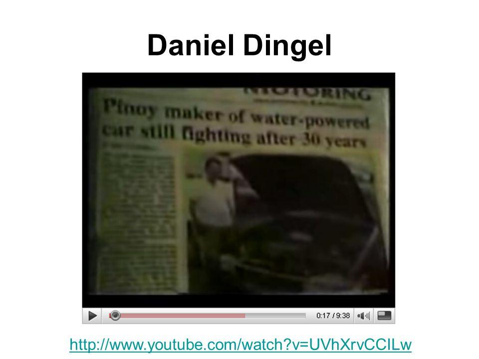 Daniel Dingel http://www.youtube.com/watch v=UVhXrvCCILw