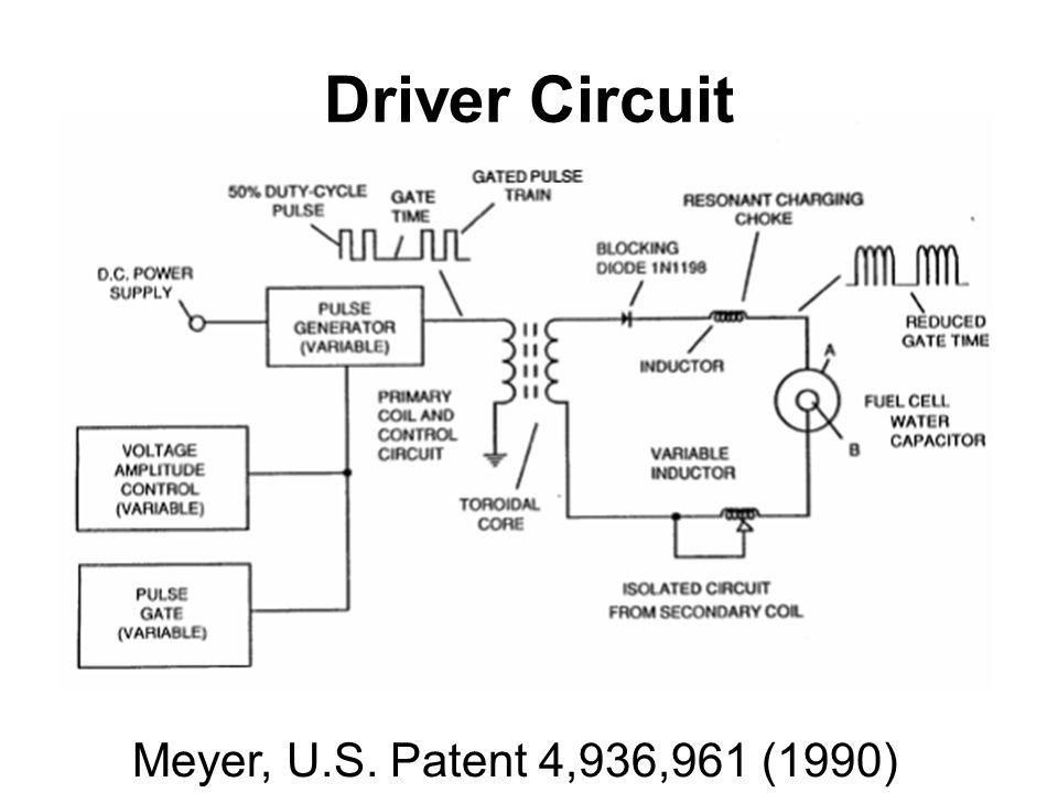 Driver Circuit Meyer, U.S. Patent 4,936,961 (1990)