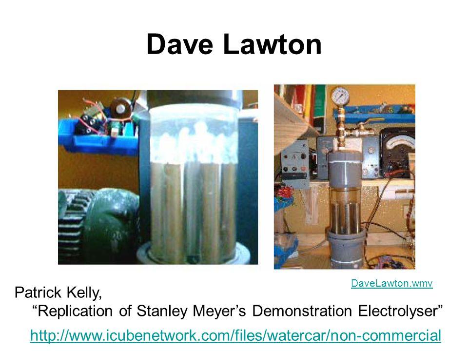 Dave Lawton Patrick Kelly,