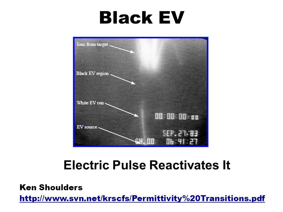 Black EV Electric Pulse Reactivates It Ken Shoulders