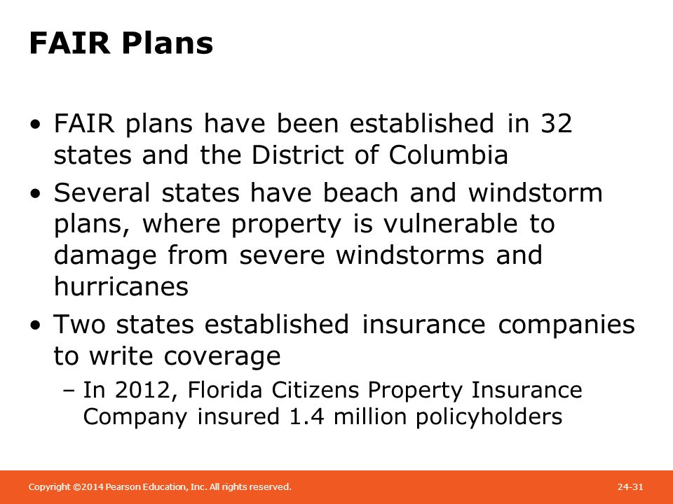 Chapter 12 Other Property And Liability Insurance