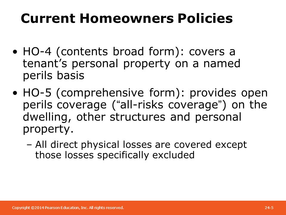 Chapter 12 Other Property and Liability Insurance Coverages - ppt ...