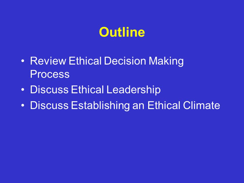 the influence of ethics on the decision making process Ethical decision making is a tricky business, but you can make more palatable, workable decisions if you follow these 5 simple steps download 'ethical decision making' in pdf format post navigation.