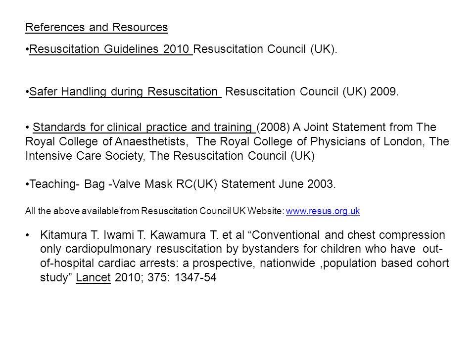 royal college of emergency medicine guidelines