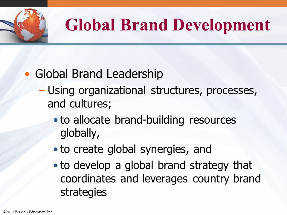 global branding the strategy behind branding Compromising your brand culture in a world which is becoming  time is fantastic  but you have to ensure you're not leaving your customers behind we have a very  clear global brand strategy that's executed at a local level.