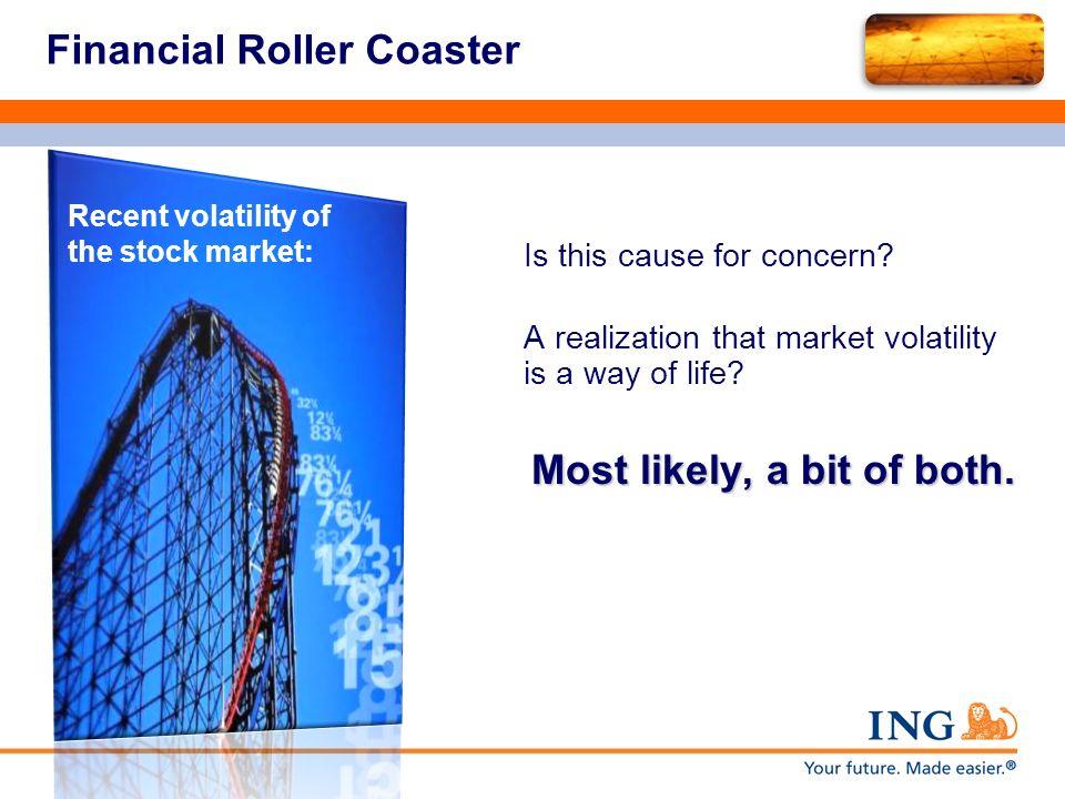 Financial Roller Coaster