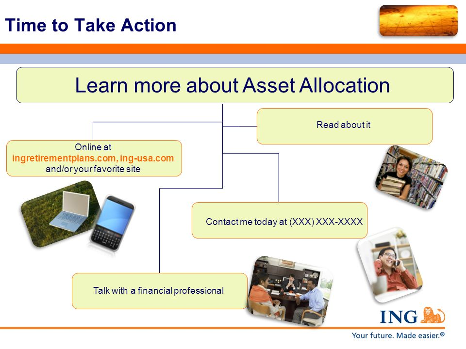 Learn more about Asset Allocation