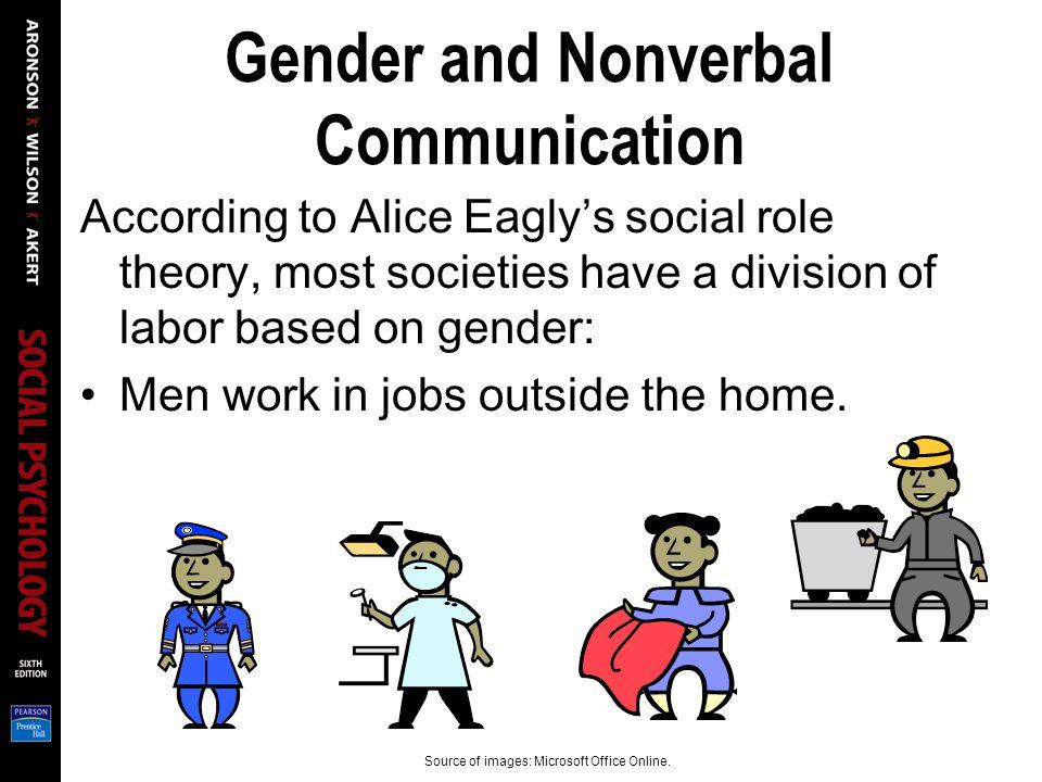 nonverbal communication and gender Gender differences in nonverbal communication in j a hall & m l knapp (eds ), handbooks of communication science nonverbal communication (pp.