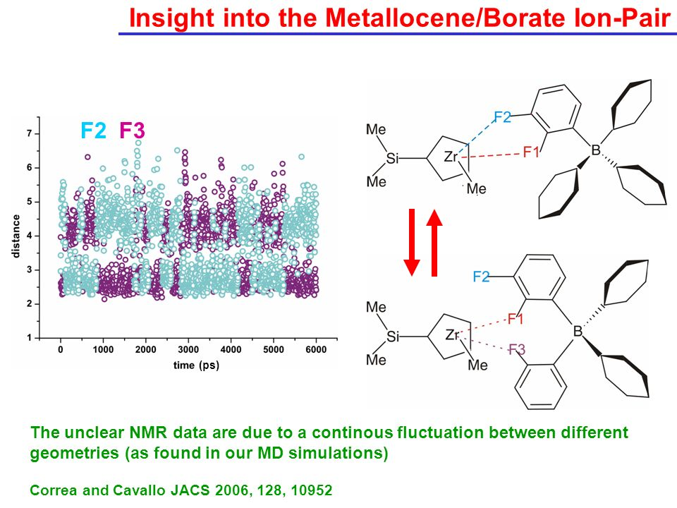 Insight into the Metallocene/Borate Ion-Pair