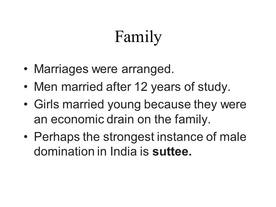 family relationships in india A socio-demographic analysis of the size and structure of the family in india macro level understanding of the relationships between family type and possibly.