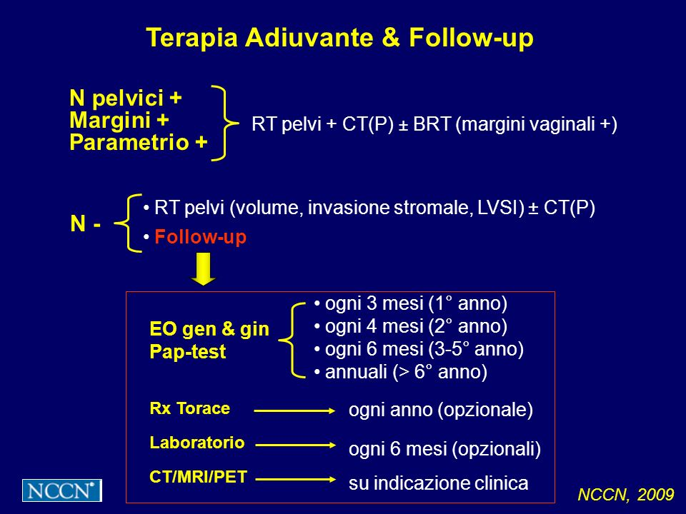 Terapia Adiuvante & Follow-up
