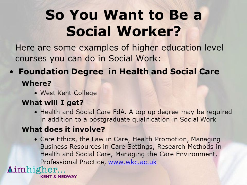 so you want to be a social worker - Why Do You Want To Be A Social Worker