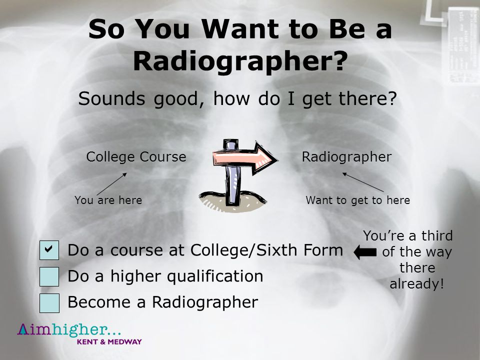 how to become a radiographer in canada