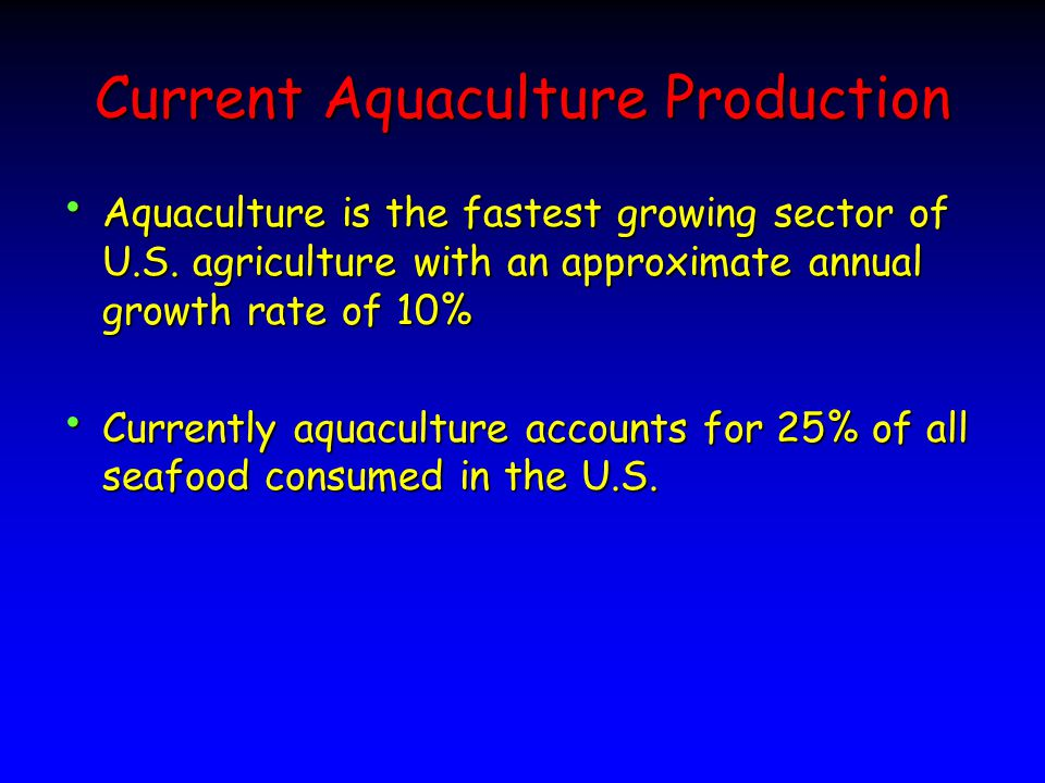 introduction to aquaculture Introduction to aquaculture - florida department of.