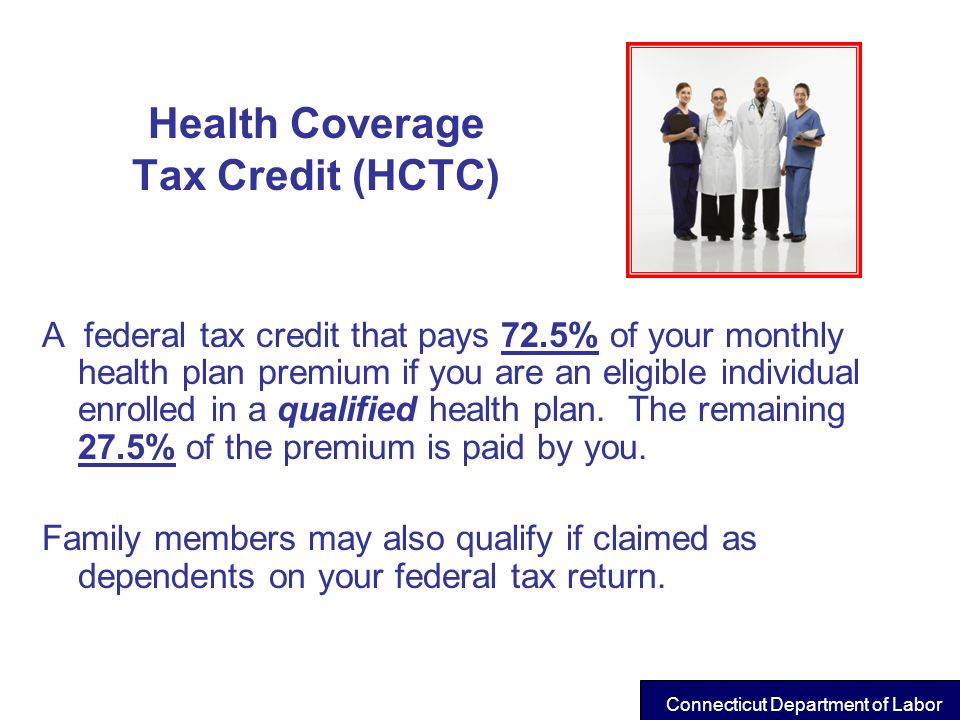 Health Coverage Tax Credit (HCTC)