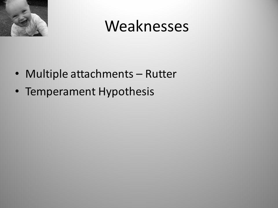essay attachment temperament Keywords attachment relationship drd4 gene attachment behaviour  disorganise attachment infant temperament.