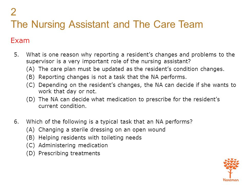 responsibilities of a nursing assistant certified nursing aide