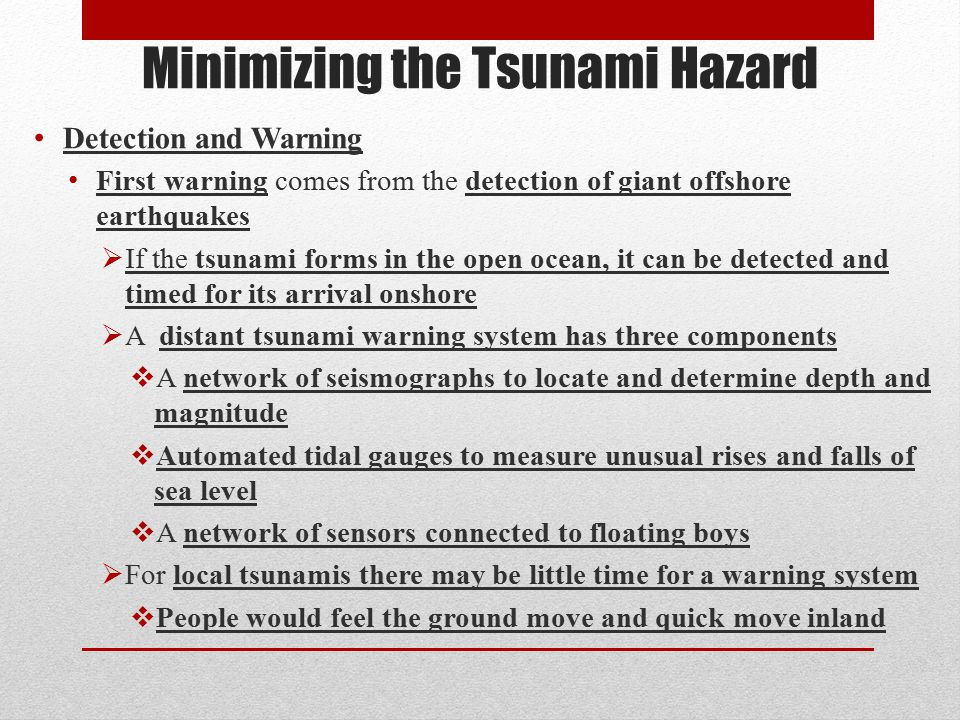 Tsunamis Chapter ppt video online download