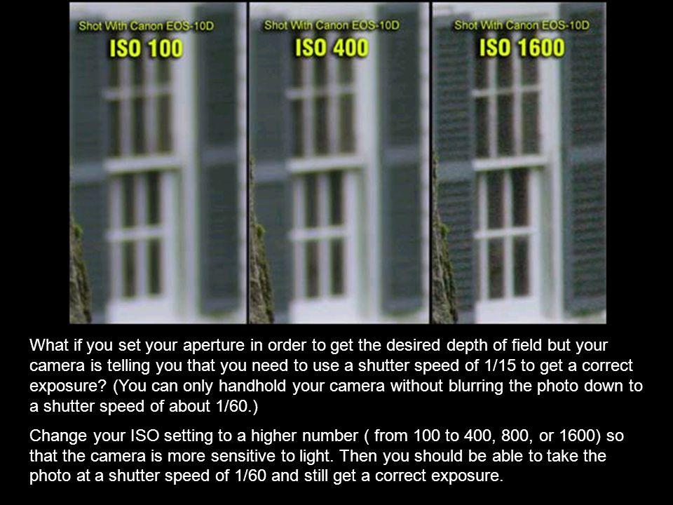 how to change shutter speed on vscocam