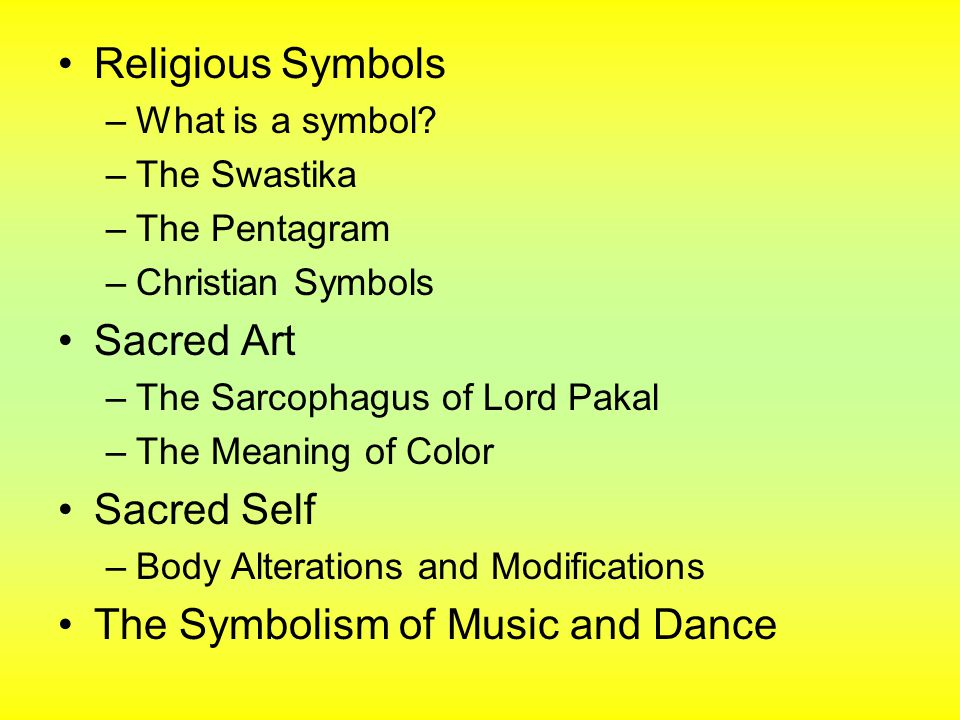 Mythology Religious Symbols And Taboos Ppt Video Online Download