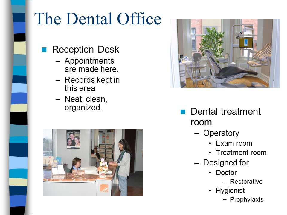 Chapter 17 / 18 Introduction to Dental Assisting - ppt ...