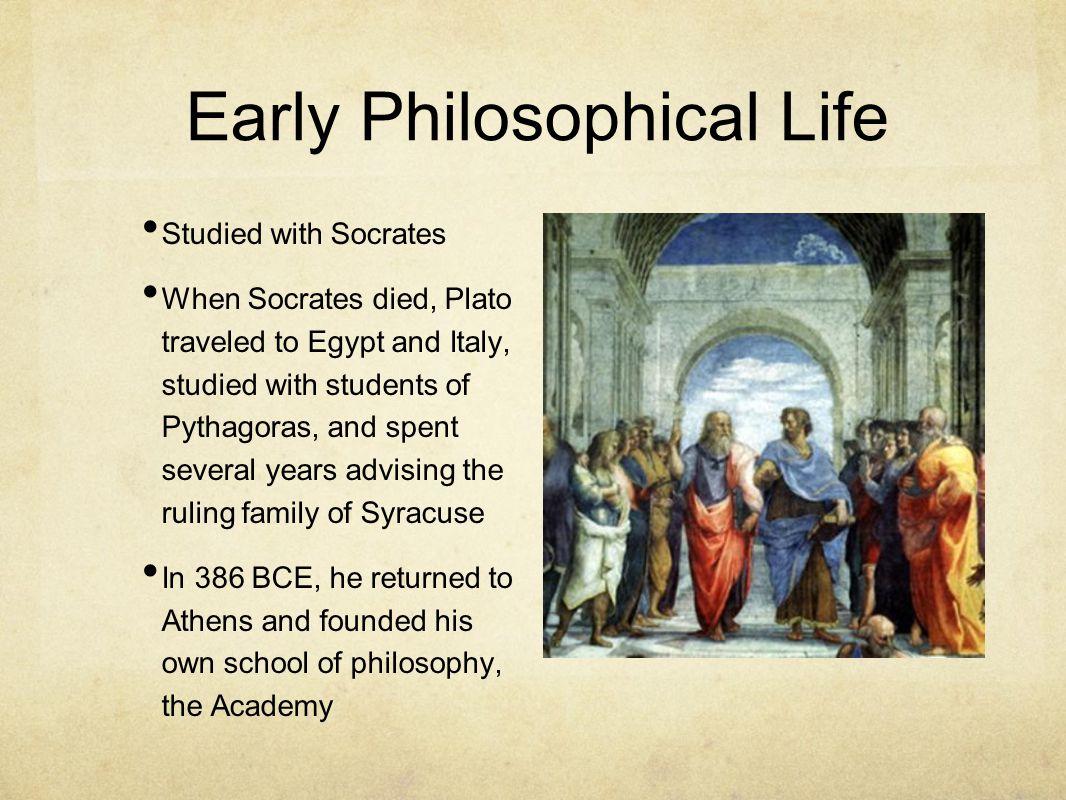 Plato - HISTORY