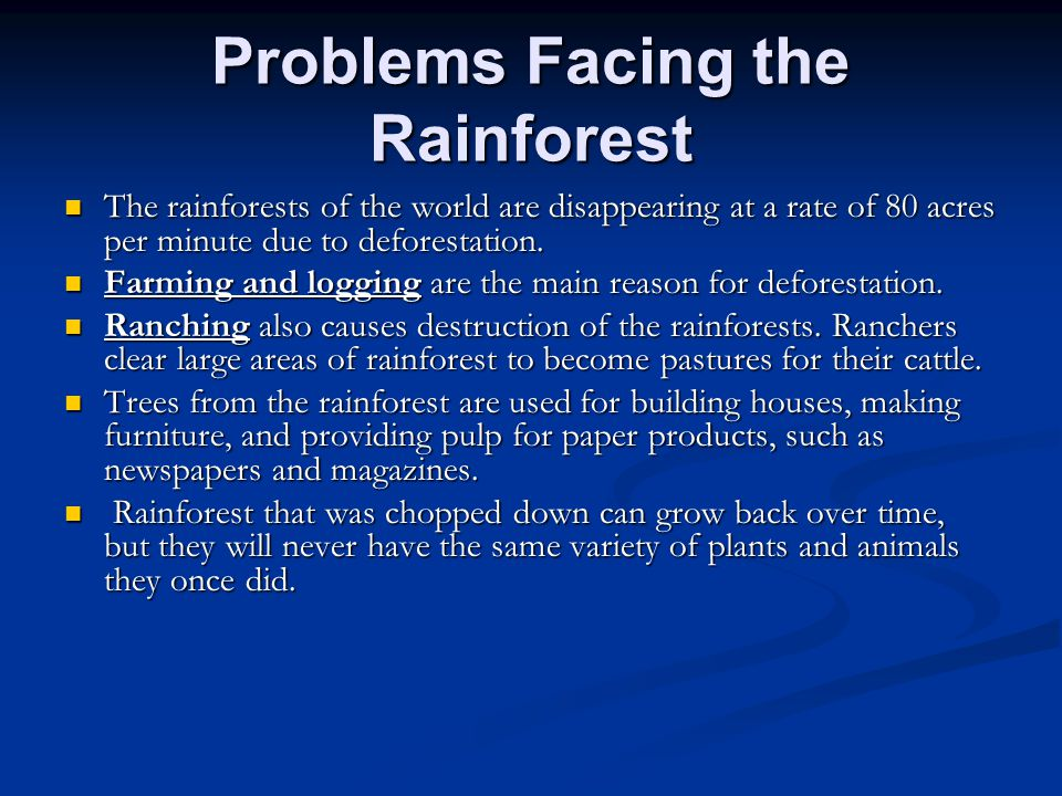 Tropical Rain Forest Tropical Rain Forest. - ppt download