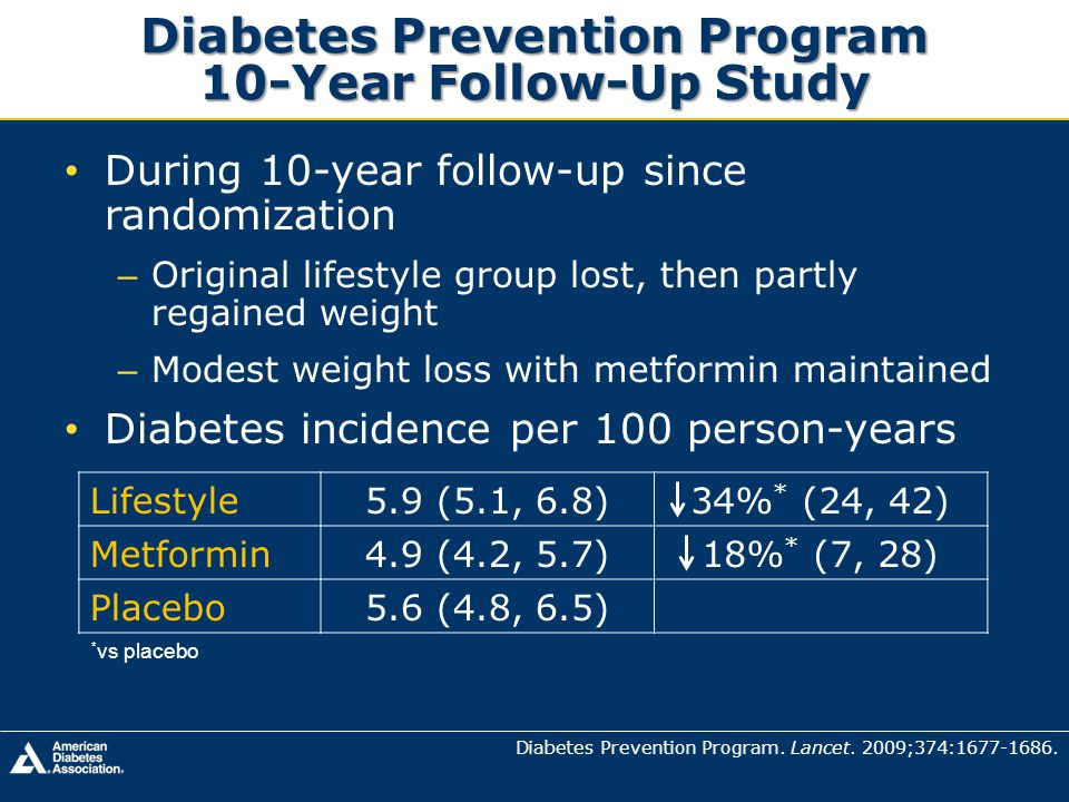Diabetes Prevention Program Weight Loss - deluxenews