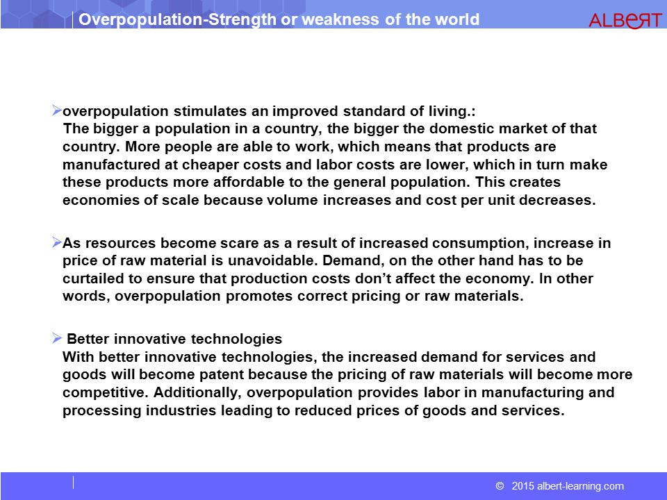 persuasive essay about overpopulation The danger of overpopulation essay overpopulation is considered as one of the most dangerous problems that affects our world very persuasive essay on overpopulation.