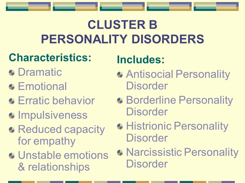 Dating Someone With Antisocial Personality Disorder