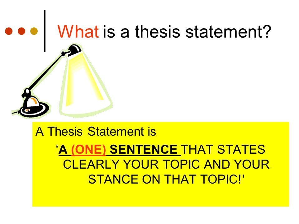 define thesis research paper This post dissects the components of a good thesis statement and gives 15 thesis statement  a good thesis makes claims that will be supported later in the paper.