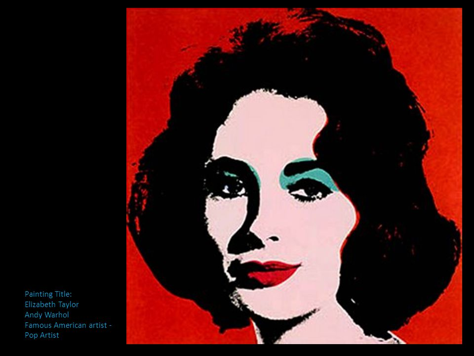 Andy Warhol Pop Art. - ppt video online download