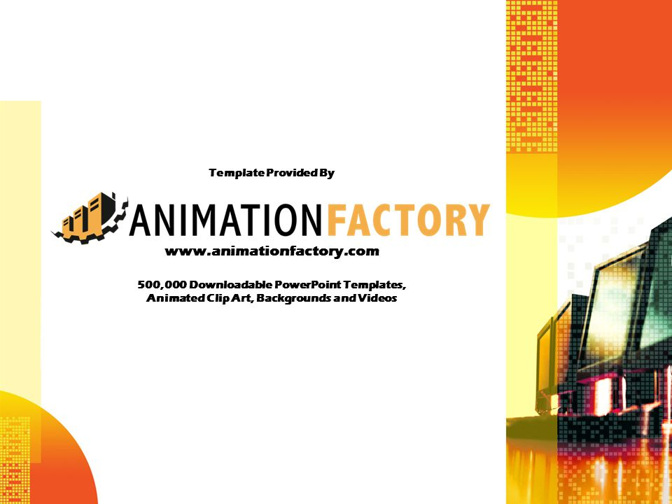 free powerpoint templates animation factory gallery