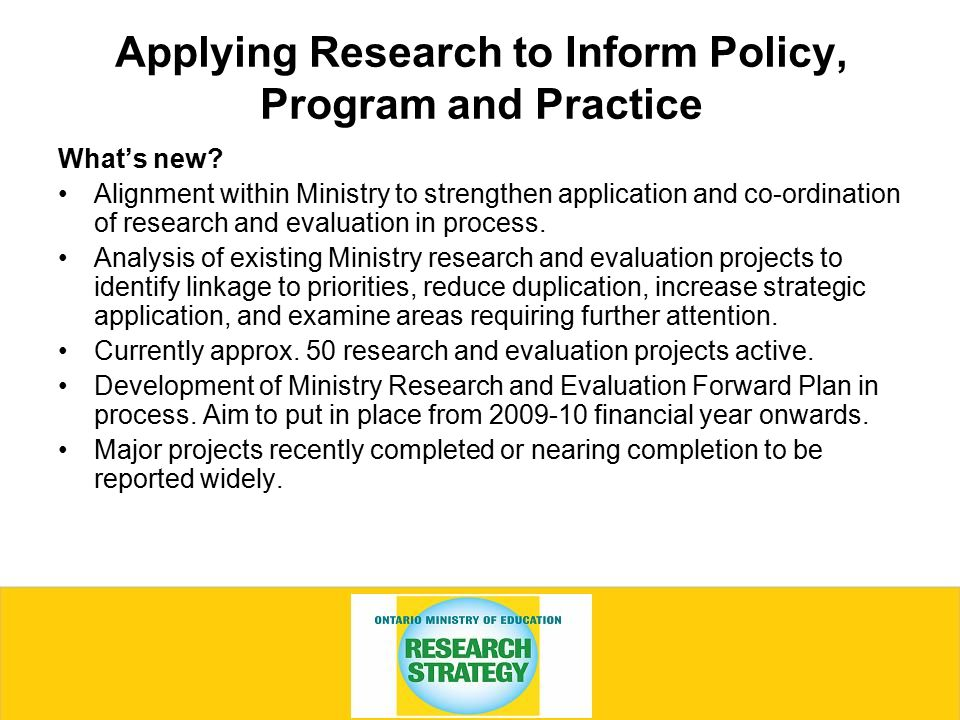 evaluation and program research 3 program evaluation activities are not considered human subject research when: • they do not involve experimental or non-standard interventions.