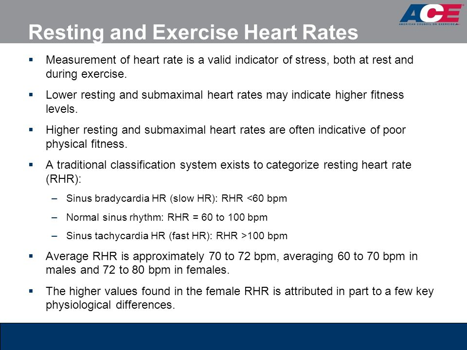 how to get a lower resting heart rate