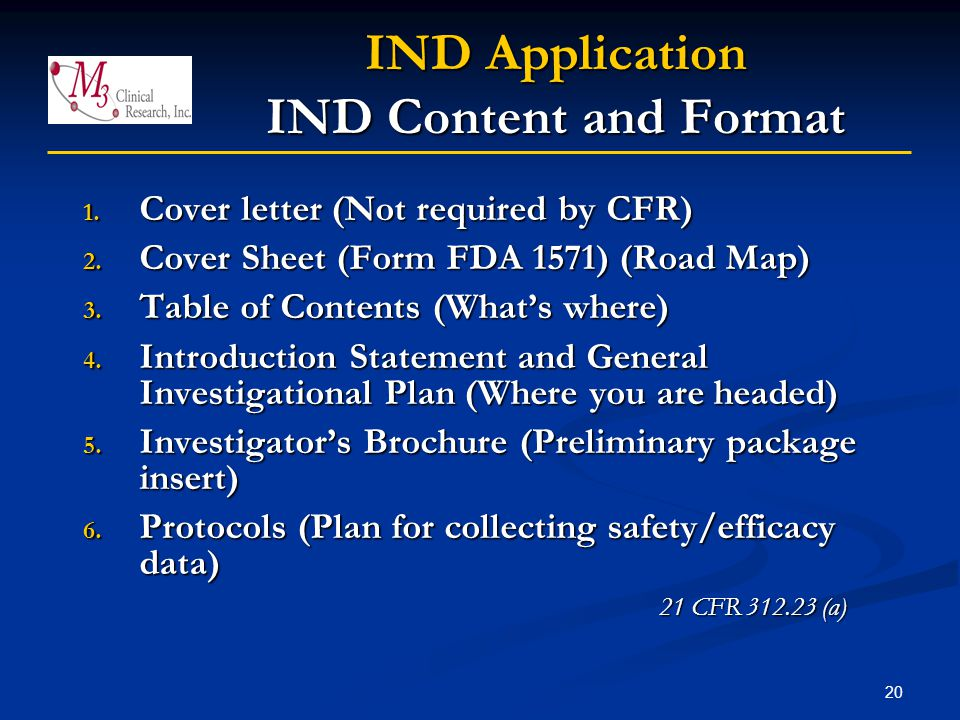 Inds And Ides Responsibilities Of SponsorInvestigators  Ppt