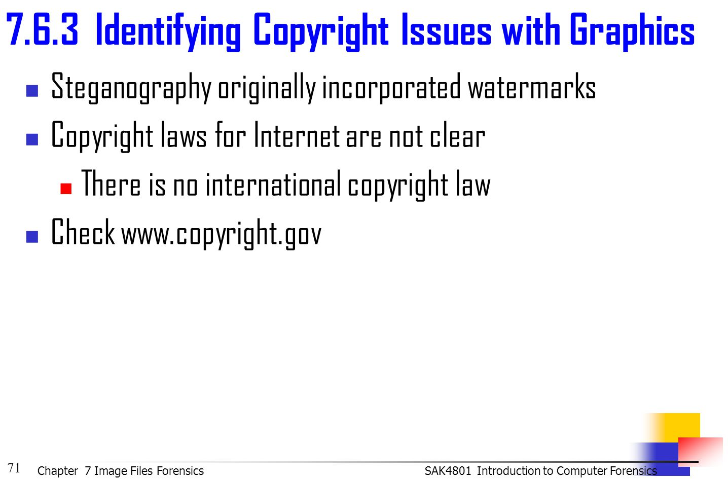 issues with copyright Welcome to copyright & new media law since 1997, copyright & new media law has been making sense of complex legal issues it has become the go-to journal in its.