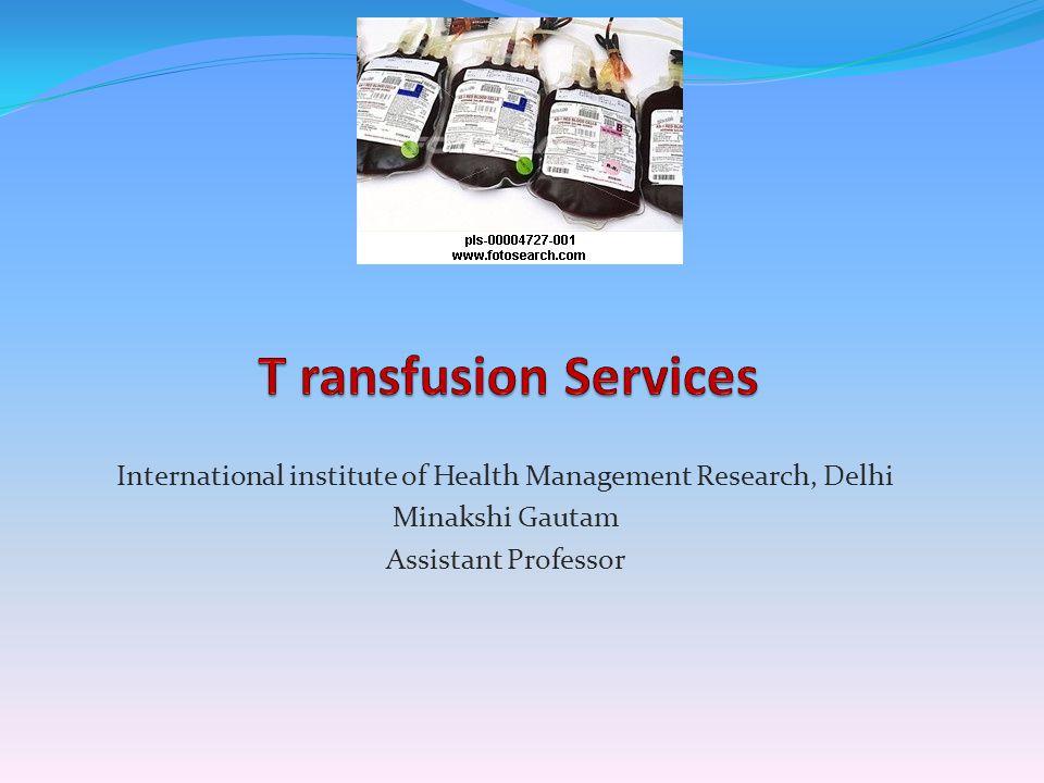 International institute of Health Management Research, Delhi