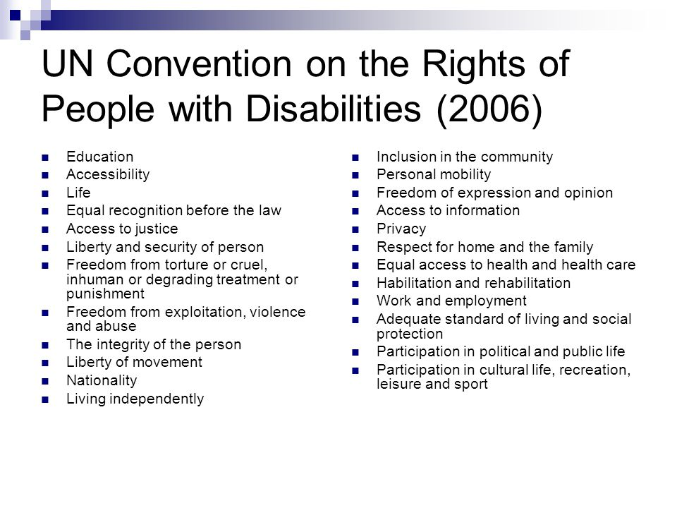 "disability rights is it respected ""once you enter, you never leave"" deinstitutionalization of persons society in croatia that work on disability rights for the respect for ""rights."